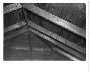 Primary view of object titled 'Wooden Ceiling'.
