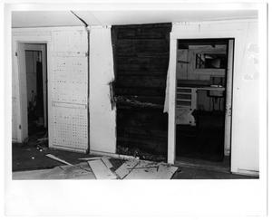 Primary view of object titled 'Interior View With Two Rooms'.