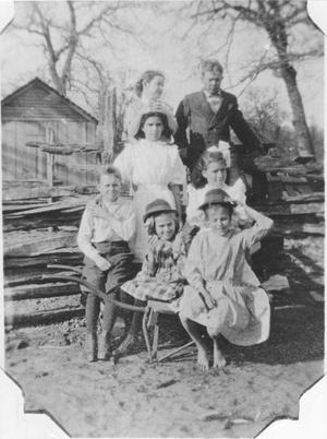 Primary view of object titled 'Bideault and Reynold Children'.