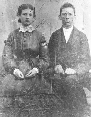 Primary view of object titled 'Lon and Alice Barkley'.