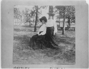 Primary view of object titled 'Women in a Park'.