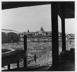 Primary view of object titled 'Fort Worth Livestock Exchange Building'.