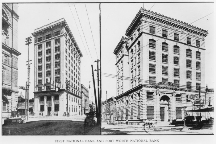 First National Bank and Fort Worth National Bank - The Portal to ...