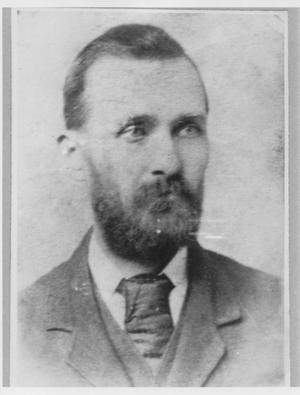 Primary view of object titled 'Unidentified Man'.