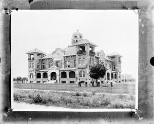 [Hidalgo County Courthouse, Hidalgo, Texas]