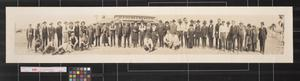 Primary view of object titled 'Southwestern Land Co. excursion party in the Rio Grande Valley, Tex.'.