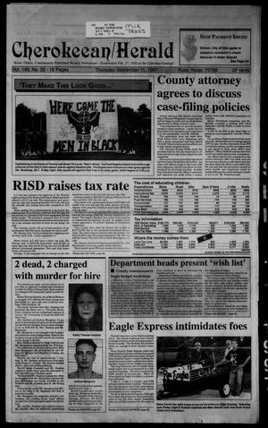 Cherokeean/Herald (Rusk, Tex.), Vol. 149, No. 33, Ed. 1 Thursday, September 11, 1997