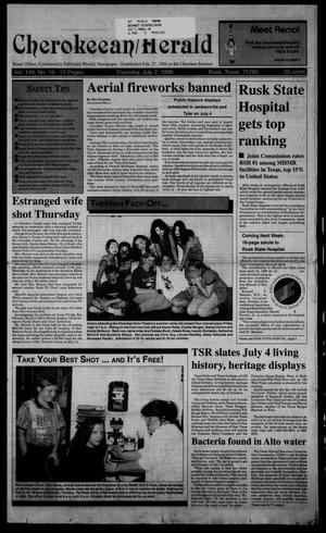 Cherokeean/Herald (Rusk, Tex.), Vol. 149, No. 19, Ed. 1 Thursday, July 2, 1998