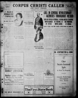 Corpus Christi Caller and Daily Herald (Corpus Christi, Tex.), Vol. SIXTEEN, No. 22, Ed. 1, Saturday, January 3, 1914