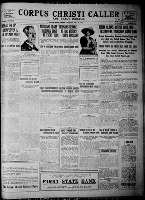 Corpus Christi Caller and Daily Herald (Corpus Christi, Tex.), Vol. SEVENTEEN, No. 13, Ed. 1, Saturday, December 19, 1914