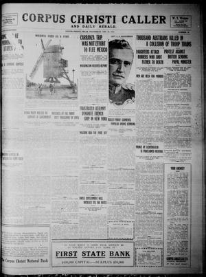 Corpus Christi Caller and Daily Herald (Corpus Christi, Tex.), Vol. SEVENTEEN, No. 16, Ed. 1, Wednesday, December 23, 1914
