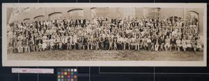 Primary view of object titled 'Employee Personnel, McKinney, Texas, Texas Textile Mills'.