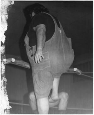 Primary view of object titled 'Haystacks Calhoun Corners a Competitor'.