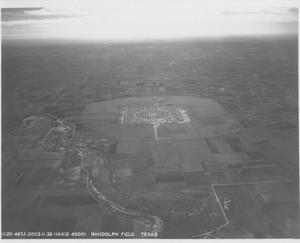 Primary view of object titled 'Randolph Field Texas'.