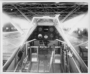 Primary view of object titled 'Special Instrument Panel'.