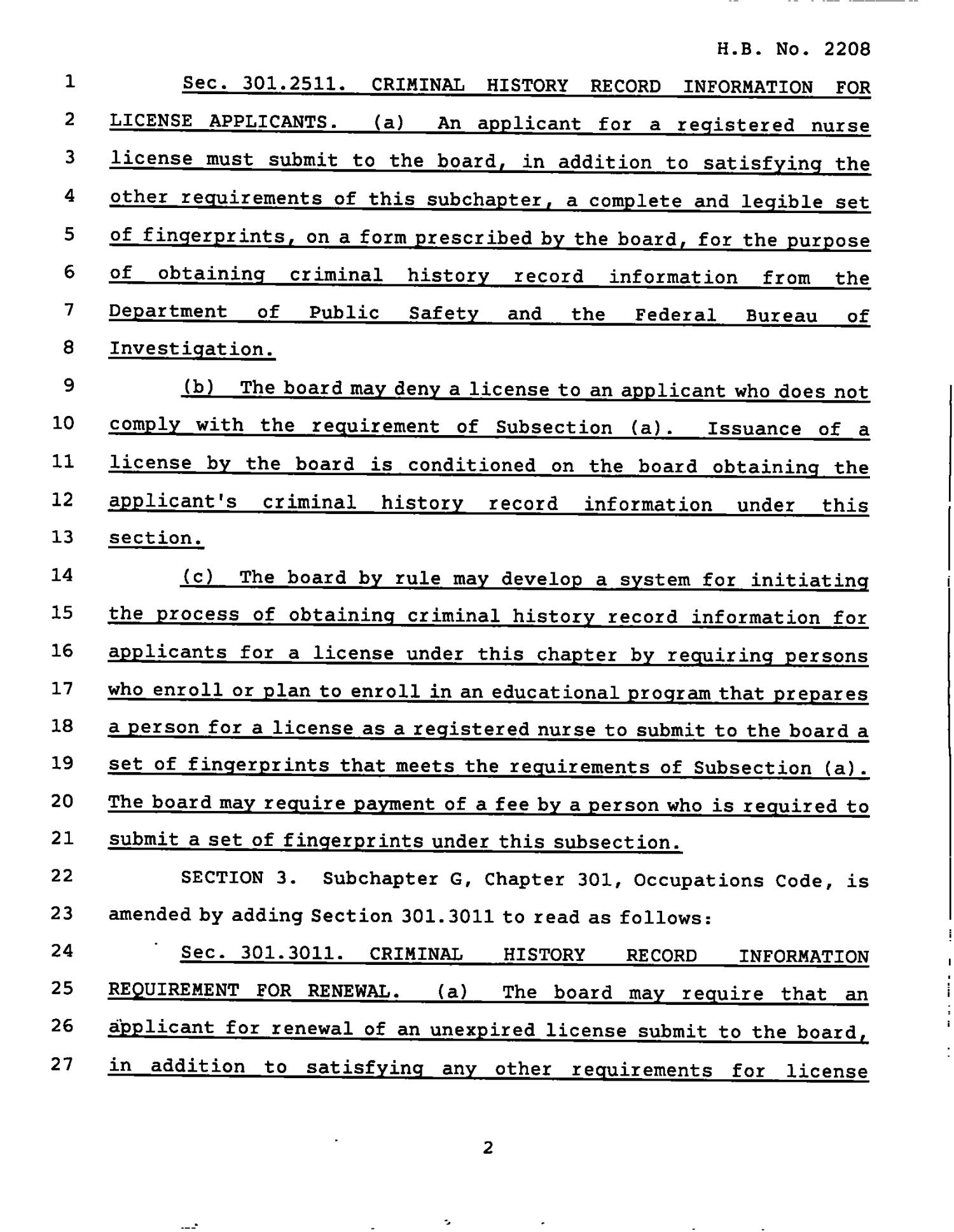 78th Texas Legislature, Regular Session, House Bill 2208, Chapter 1102                                                                                                      [Sequence #]: 2 of 4