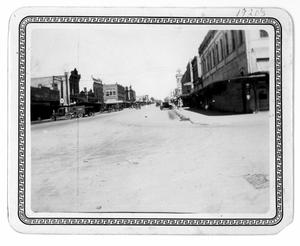 Primary view of object titled 'Main Street Looking North'.
