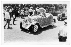Primary view of Covered Car in Parade