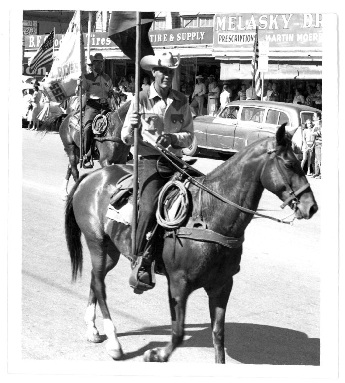 Williamson County Sheriff's Posse - The Portal to Texas History