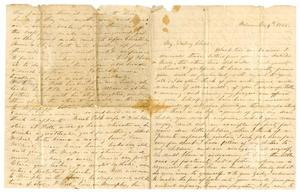 [Letter from Maud C. Fentress to David Fentress, December 4, 1865]