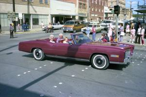[The Bicentennial Parade in Mineral Wells]