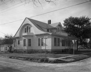 Primary view of object titled '[The Ray Hamilton Home - 1016 SW 7th Avenue]'.