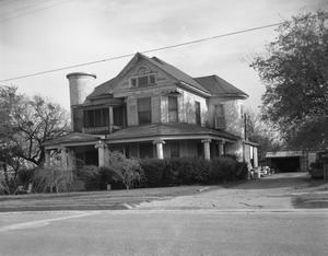 Primary view of object titled '[The Penix House ]'.