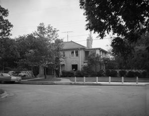 Primary view of object titled '[The Una McLaughlin Home]'.