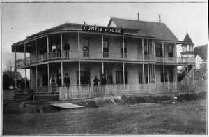 Primary view of object titled 'The Curtis House'.