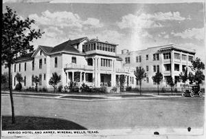 Primary view of object titled 'Period Hotel and Annex'.