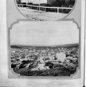 Primary view of object titled 'Crazy Hotel from East Mountain'.