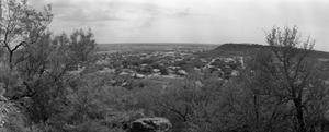 Primary view of object titled '[A Panorama Taken in1974 (eighth)]'.