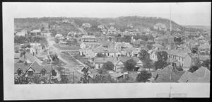 Primary view of object titled '[An Aerial View of Mineral Wells (1 of 2)]'.