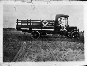Primary view of object titled 'Petroleum Products, The Texas Company'.