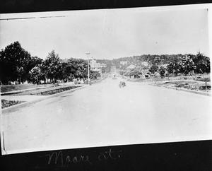 Primary view of object titled 'Moore St [Now NE. 6th St.]'.