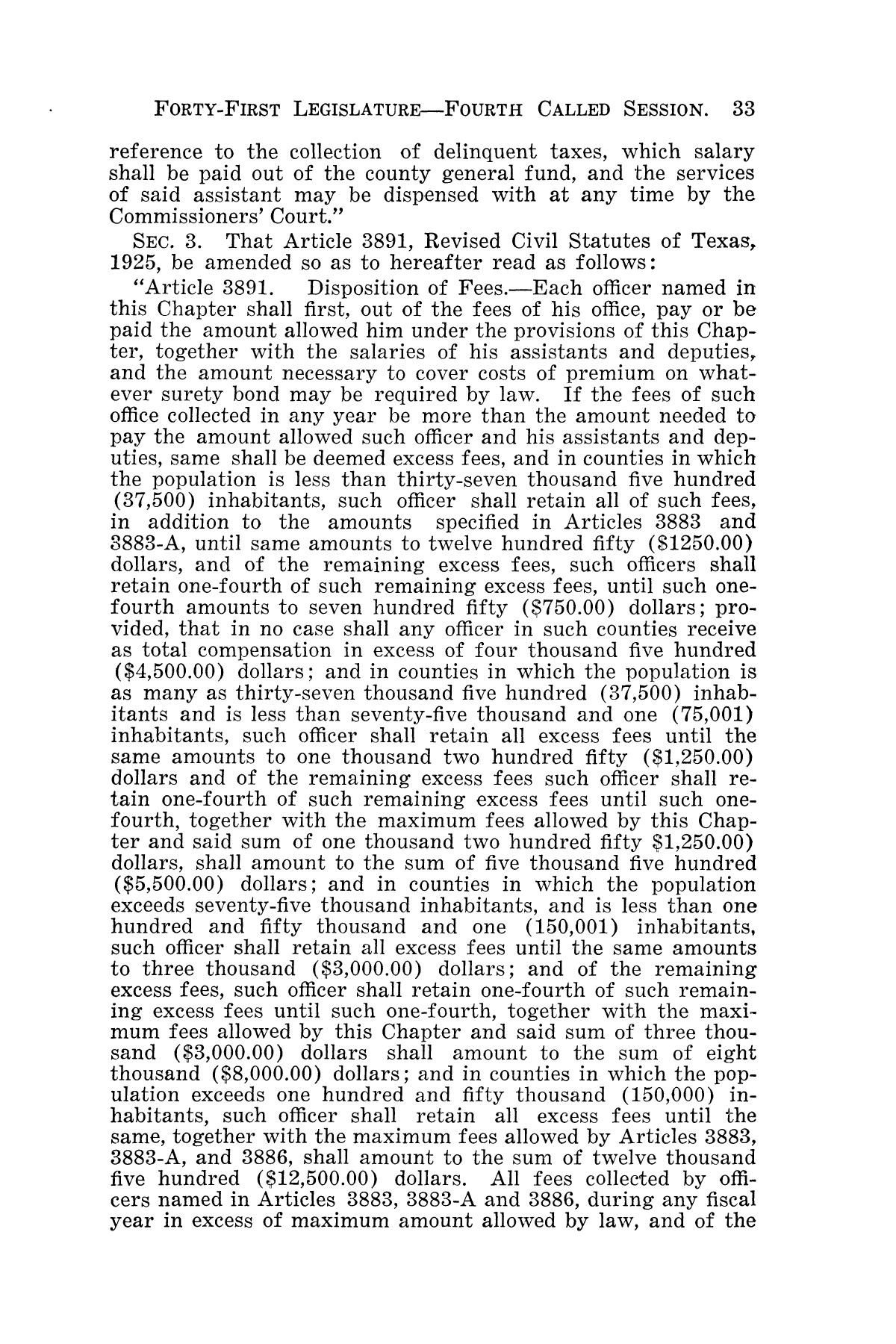 The Laws of Texas, 1929-1931 [Volume 27]                                                                                                      [Sequence #]: 45 of 1943