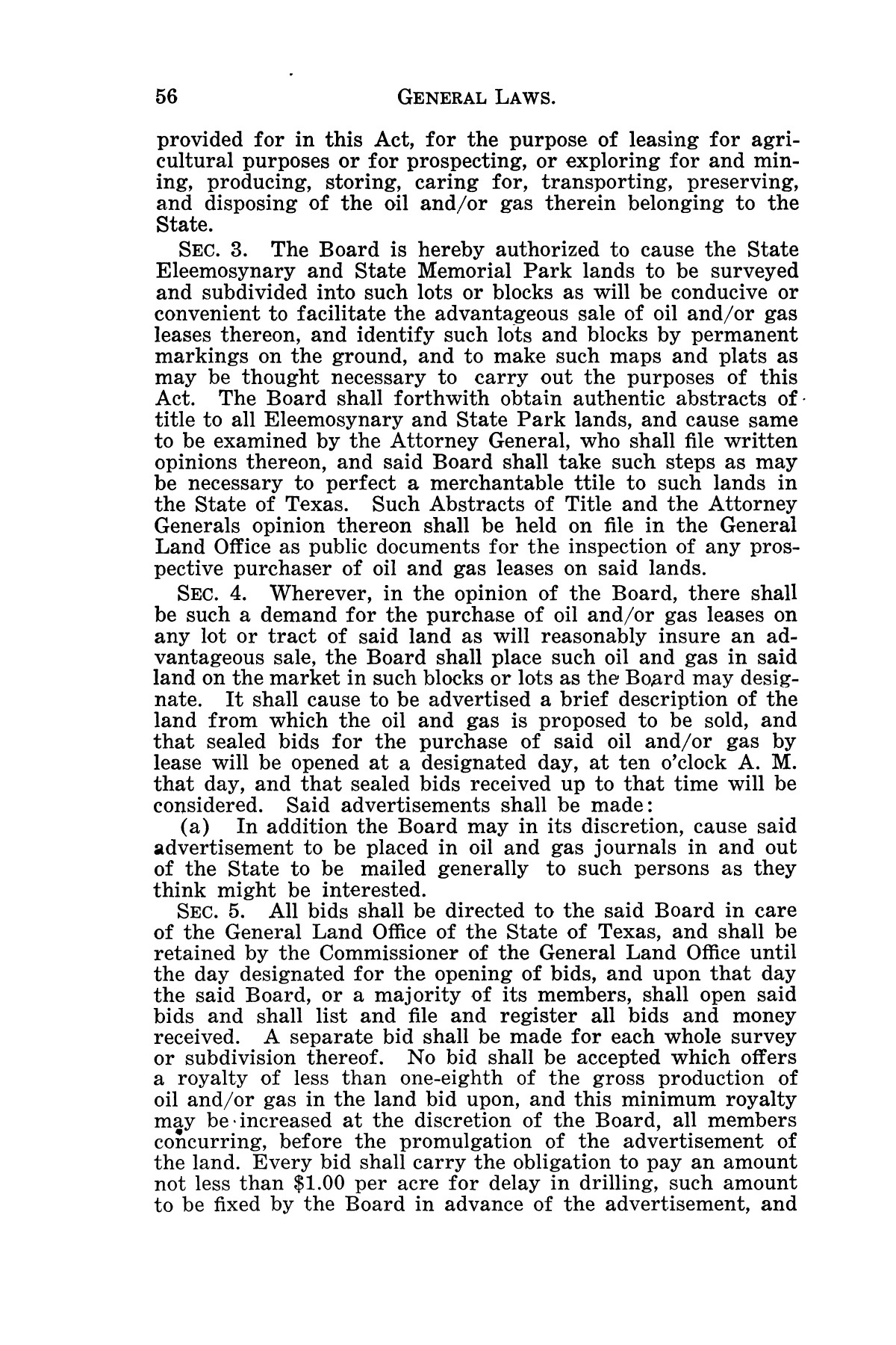 The Laws of Texas, 1929-1931 [Volume 27]                                                                                                      [Sequence #]: 68 of 1943