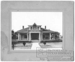 Primary view of object titled 'Edwards House'.