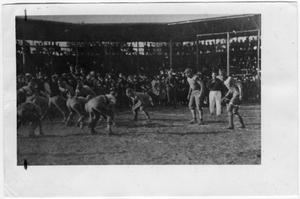 Primary view of object titled '[North Texas Football Game, 1925]'.