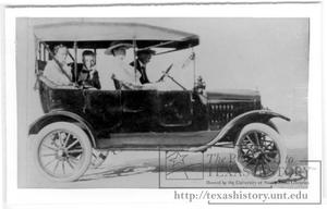 Primary view of object titled '[Automobile]'.