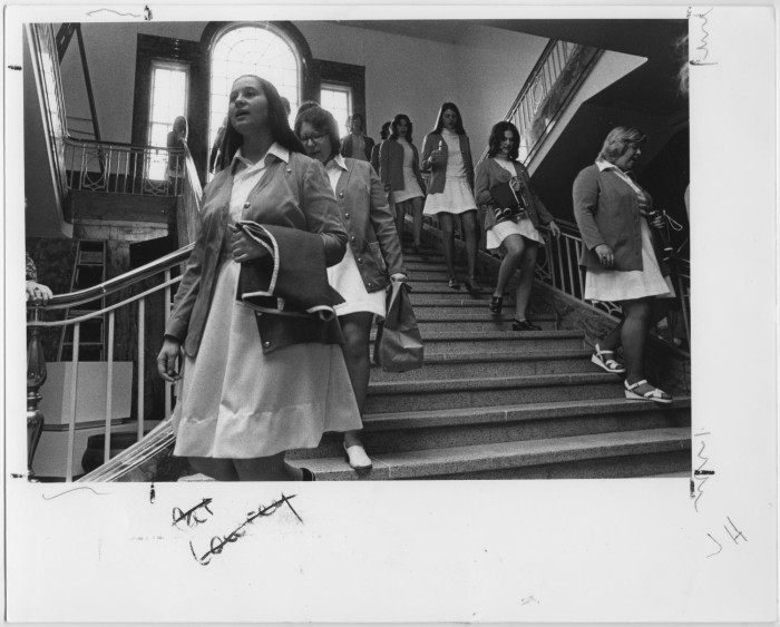 North Texas Green Jackets, 1975] - The Portal to Texas History