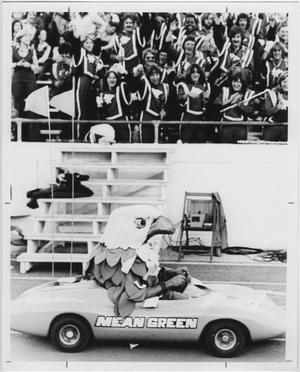 [North Texas Mascot, 1979]