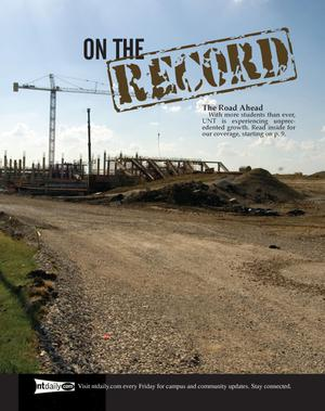 Primary view of object titled 'On The Record, August 13, 2010'.