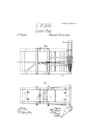 Primary view of object titled 'Improvement in Baling Press.'.