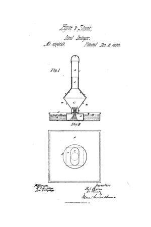 Primary view of object titled 'Improvement in Insect-Destroyers.'.