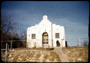 [Photograph of a Mexican Presbyterian Church]