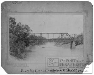 Primary view of object titled 'Bridge Over the Wichita River'.
