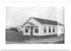 Primary view of object titled '[Angleton Church]'.