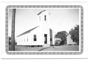 Primary view of object titled '[Mexican Presbyterian Church]'.