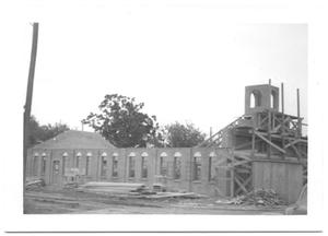 [Church Building Under Construction]